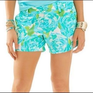 LILLY PULITZER First Impression The Callahan Short